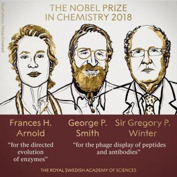 The Nobel Prize in Chemistry 2018