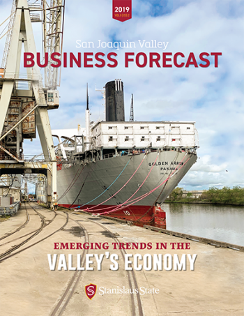 San Joaquin Valley Business Forecast. Emerging Trends in the Valley's Economy