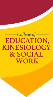 College of Education Kinesilogy & Social Work