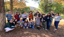 Undocumented Students Organization group photo