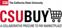 CSUBuy. A collaborative procure to pay marketplace
