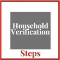 Household Verification Steps