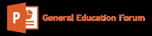 general education forum