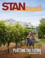 Stan Magazine - Plotting the Future