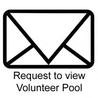 Request to view the Volunteer Pool