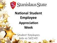 Student Employee Appreciation