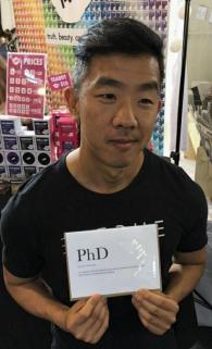 Photo of Dr. Dana Nakano