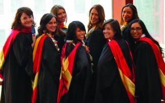 Students Class of 2013 Graduates
