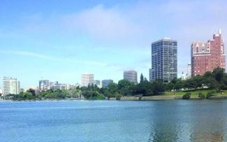 Picture of Oakland Skyline