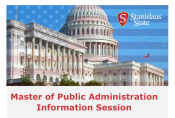 Master of Public Administration Information Session