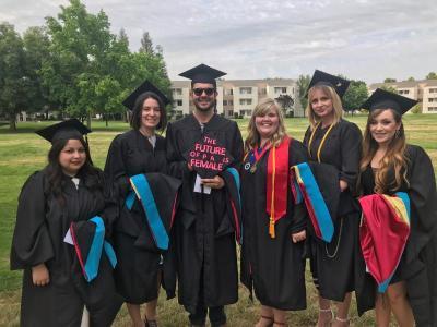 Congratulations to our 2018 MPA graduates!