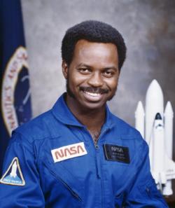 photo of Ronald E. McNair