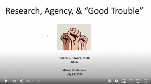 Dr. Tyrone C. Howard