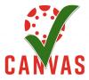 Canvas logo with checkmark