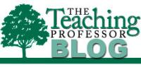 Teaching Professor Blog Image with Link