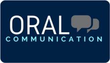 Oral Communication Button
