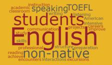 Students english non native