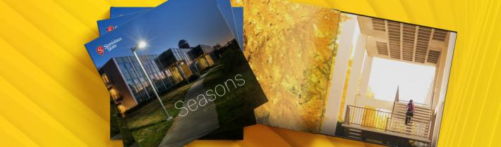Seasons at Stan State cover