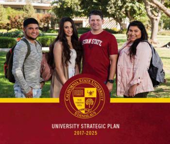University Strategic Plan 2017-20205