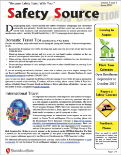Safety Source Flyer