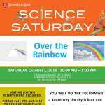 Science Saturday: Over the Rainbow