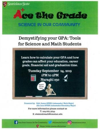 Tools for Science and Math Students Workshop