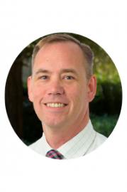 Headshot of Terry Donovan. Athletics Director.