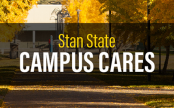 Stan State California Faculty Association Campus Cares