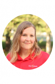Headshot of Renee Giannini. Interim Director for Housing & Residential Life