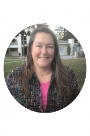 Headshot of Stephanie Hubbard. Interim Director for Student Leadership & Development.
