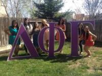 Members of Delta Phi Gamma
