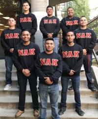 Nu Alpha Kappa Members