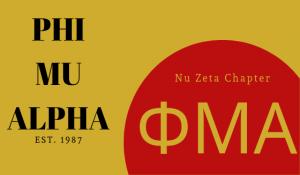 Phi Mu Alpha