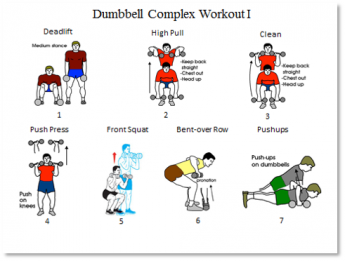 Barbell Complex Workout I