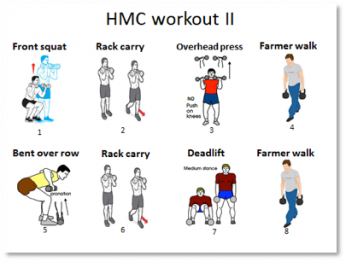 HMC workout II