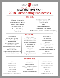 list of participating businesses