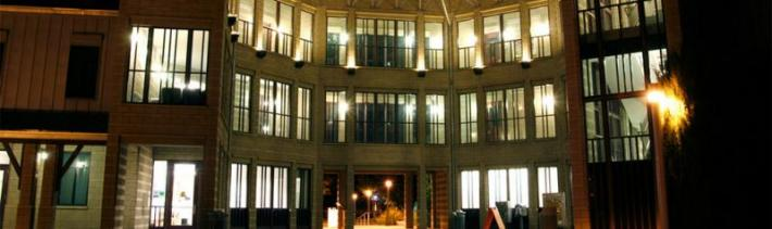 of DBH Building