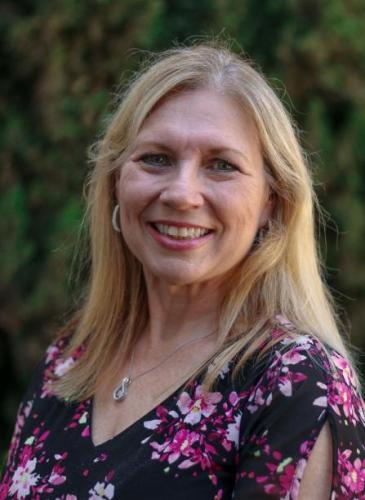 Portrait of Dr. Karen Webster