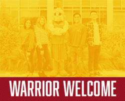 Warrior Welcome