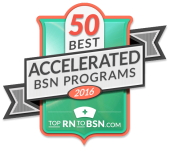 50 Best Accelerated BSN Programs 2016