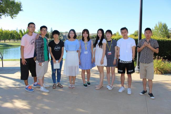 Hubei University Students