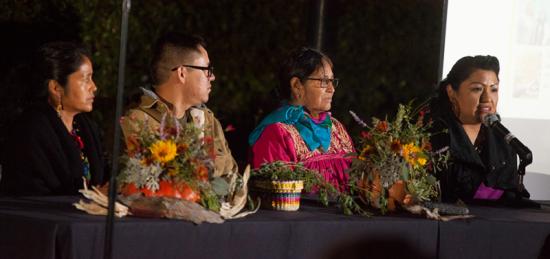 Indigenous Guest Speakers Panel