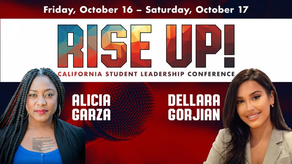RISE UP! Student Conference Oct. 16 and 17