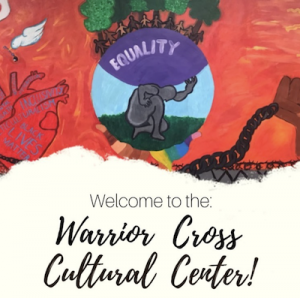 Welcome to the Warrior Cross Cultural Center