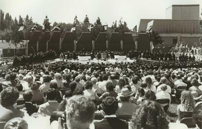 1984 Historical Commencement