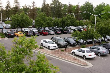photo of parking lot 11