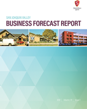 Business Forecast Report - San Joaquin Valley