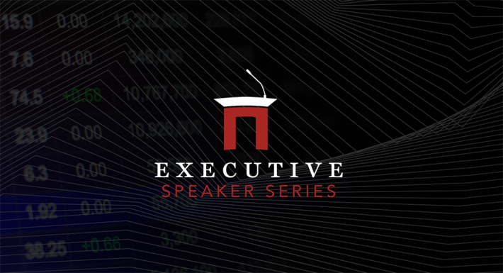 Executive Speaker Series