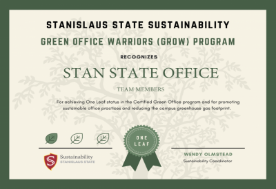 example of a Leaf certificate