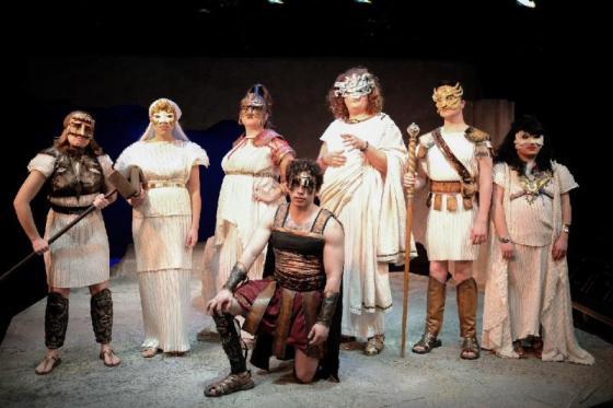 Prometheus Bound Cast